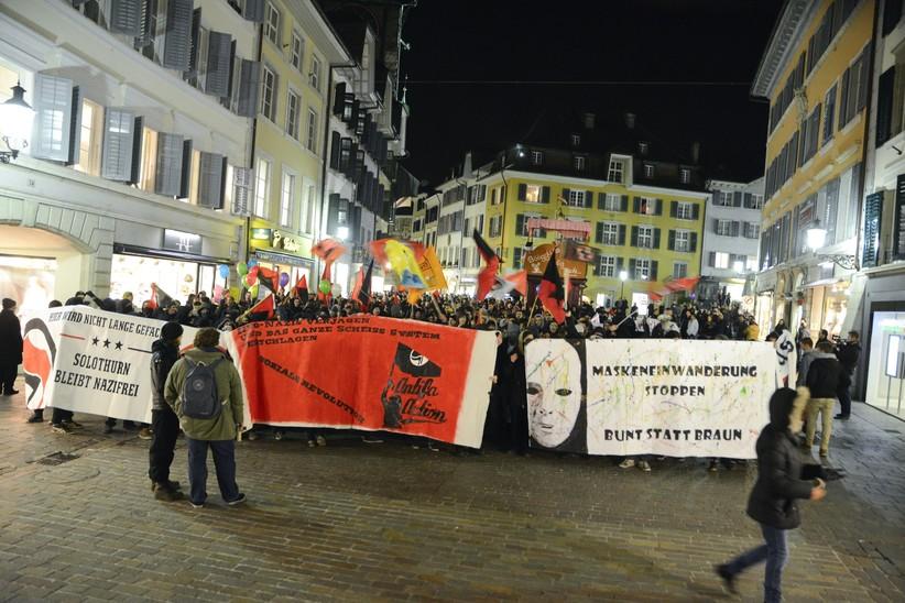 Solothurn Nazifrei